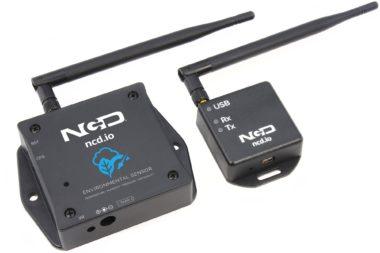 Industrial IoT Air Quality Sensor