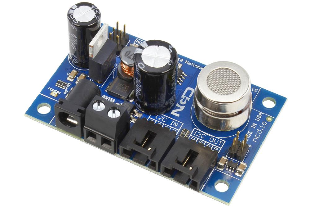 MG-811 CO2 Gas Sensor With I2C Interface