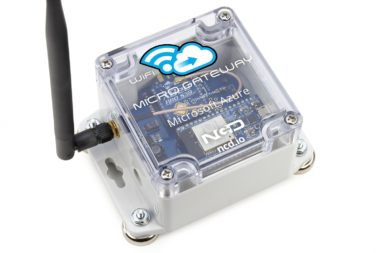 Azure Gateway Connect Sensors Directly to Azure using the NCD WiFi Micro Gateway - for Long Range Wireless IoT Sensors