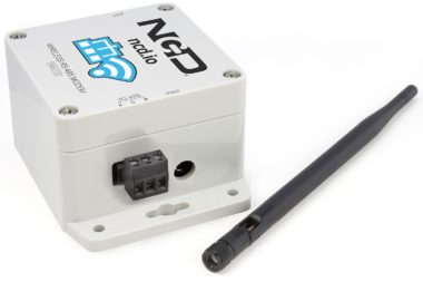 Connect Long Range Wireless Sensors to a RS-485 Connection using the NCD RS-485 Modem