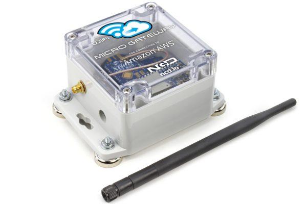 AWS Gateway for Long Range Wireless IoT Sensors