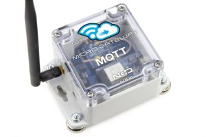 MQTT Gateway for Connection to NCD IoT Long Range Wireless Sensors over a WiFi Connection