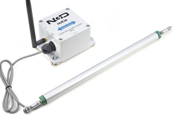 Linear Displacement Sensor IoT Long Range Wireless