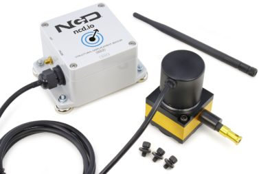Structural Monitoring Sensor IoT Long Range Wireless