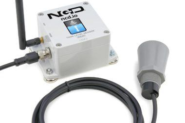 Tank Level Sensor Ultrasonic Long Range Wireless Industrial Tank Level Detection Sensor