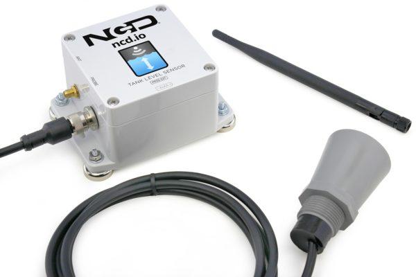 Tank Level Sensor Ultrasonic Long Range Wireless