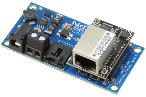 Ethernet to I2C Converter