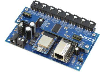 Dual Serial to 16-Port I2C Converter