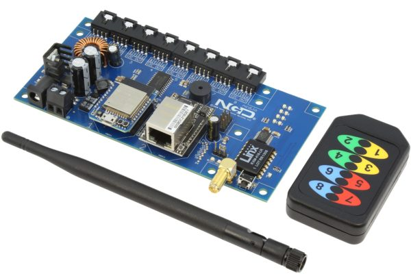 KeyFob I2C Converter