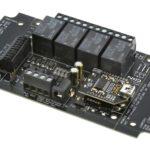 R4xPL R45PL R410PL PR60-3 USB 4-Channel Relay Controller
