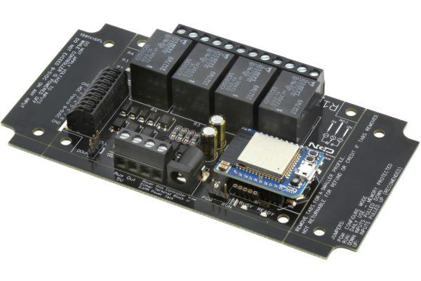 R4xPL R45PL R410PL PR60-3 WiFi Bluetooth 4-Channel Relay Controller