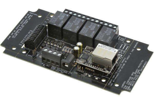 R4xPL R45PL R410PL PR60-3 Ethernet 4-Channel Relay Controller
