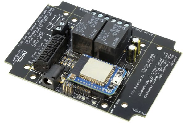 PR60-5_R2xPL R25PL R210PL WiFi Bluetooth 2-Channel Relay Controller with 8-Channel ADC