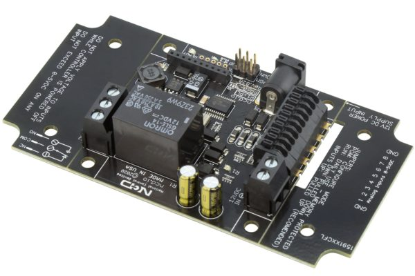 PR60-7_R1xPL R15PL R110PL XBee® 1-Channel Relay Controller with 8-Channel ADC