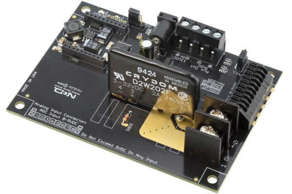 PR60-25 SSR1x XBee® Relay Controller with 8-Channel ADC
