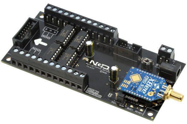 Wireless Programmable Resistor 8-Channel