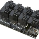 High Power Relay Controller with USB Interface 8-Channel 20A 30A