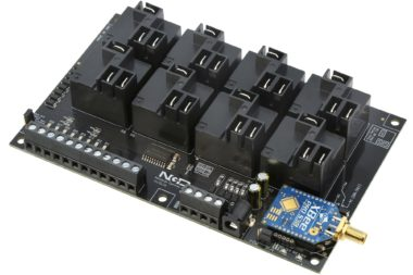 R8x0PL PR60-2 Wireless High Power Relay Controller ProXR Lite with ADC