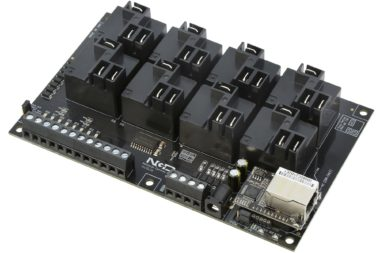 R8x0PL PR60-2 Ethernet High Power Relay Controller ProXR Lite with ADC