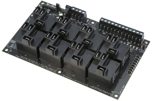 R8x0PL PR60-2 High Power Relay Controller ProXR Lite with ADC
