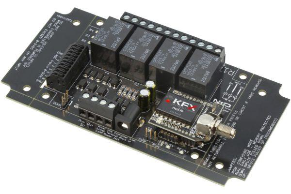 PR60-3 R4xPL Key Fob Remote control Relay 4-Channel