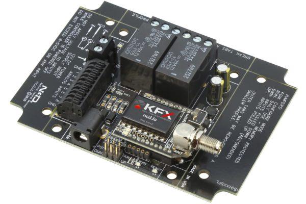PR60-5 R2xPL Key Fob Remote control Relay 2-Channel
