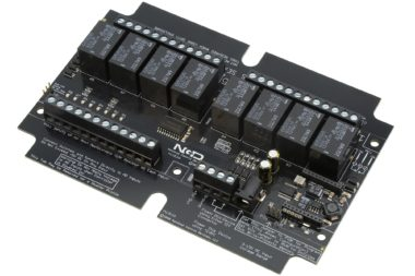 PR60-1 R8xPL R85PL R810PL XBee 8-Channel Relay Controller with 8-Channel ADC