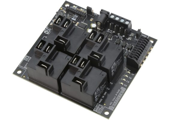 PR60-4 R4x0PL R420PL R430PL XBee 4-Channel High-Power Relay Controller with 8-Channel ADC