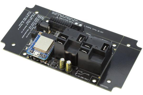 PR60-6 R2x0PL WiFi Bluetooth High Power Relay 2-Channel