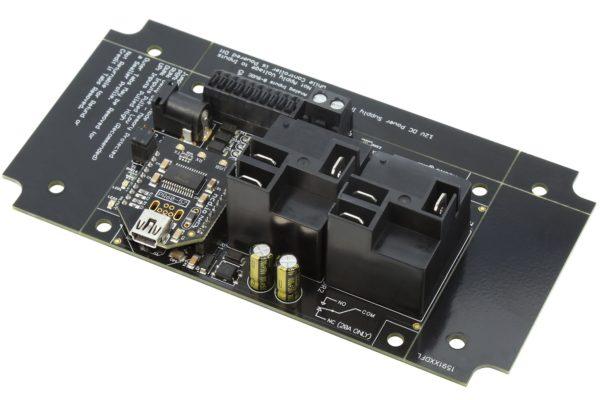 PR60-6 R2x0PL USB High Power Relay 2-Channel