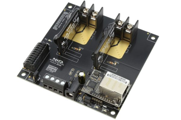 PR60-24 SSRR2xPL Ethernet Solid State Relay 2-Channel