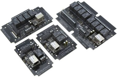 Ethernet Relays with ADC Inputs