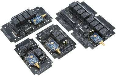 Wireless Relays with ADC Inputs