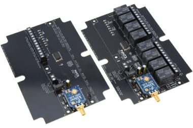 Contact Closure Transmitter Receivers 8-Channel 5A 10A Relays Long Range Wireless Communications