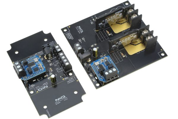 Contact Closure Transmitter Receivers 2-Channel Solid State Relays Wired Communications