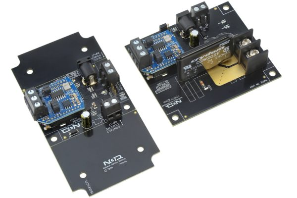 Contact Closure Transmitter Receivers 1-Channel Solid State Relays Wired Communications