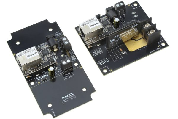 Contact Closure Transmitter Receivers 1-Channel Solid State Relays Ethernet Communications