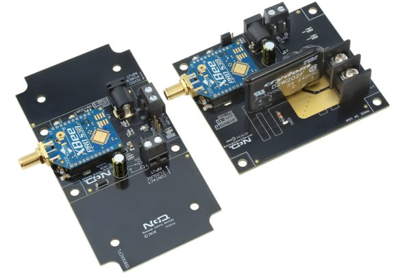 Contact Closure Transmitter Receivers 1-Channel Solid State Relays Long Range Wireless Communications