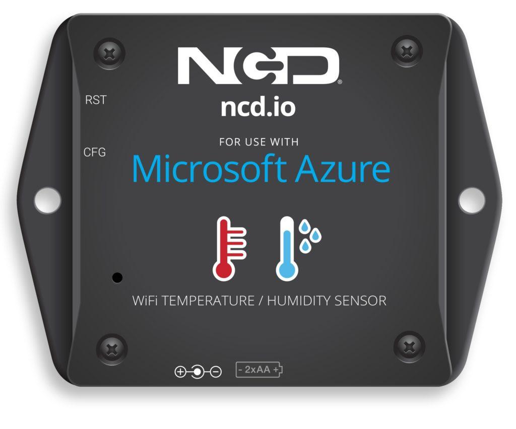 Temperature Humidity Sensor for Azure