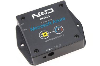 WiFi Thermocouple Temperature Sensor for Azure®