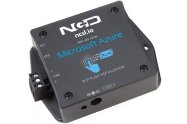 WiFi Push Notification Dry Contact Transmitter for Azure