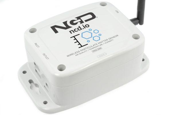 Wireless Particulate Matter Sensor