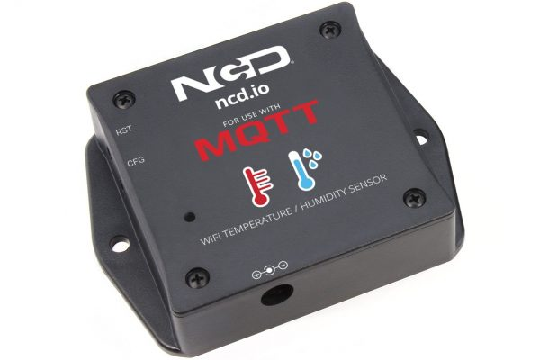WIFI Temp Humidity Sensor for MQTT