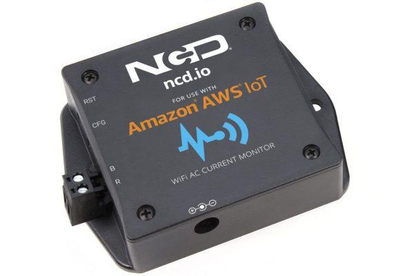 AC Current Monitor Sensor for Amazon AWS