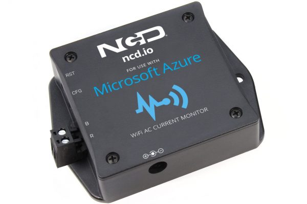WiFi AC Current Monitor for Azure