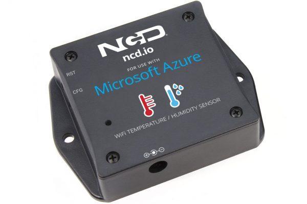 WiFi Temperature Humidity Sensor for Azure